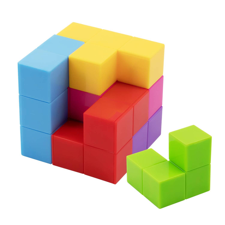 立体パズルのおすすめ8選!子どもの知育から大人の脳トレにも