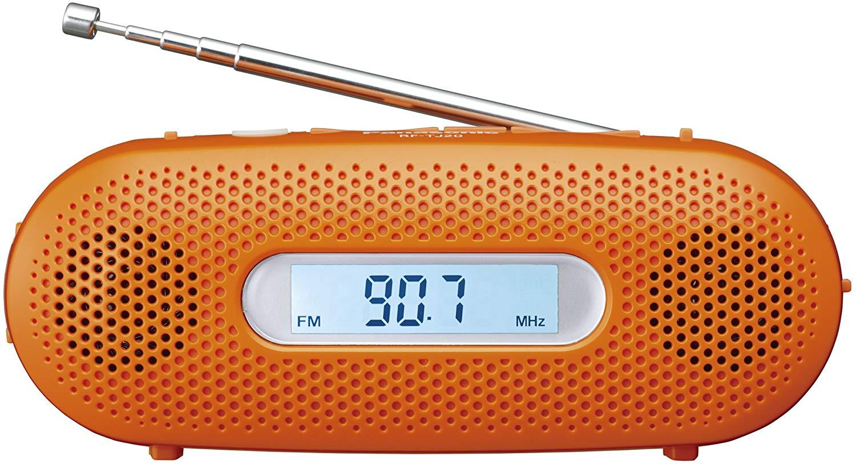 ポータブルラジオのおすすめ10選!防水タイプも【2020年版】
