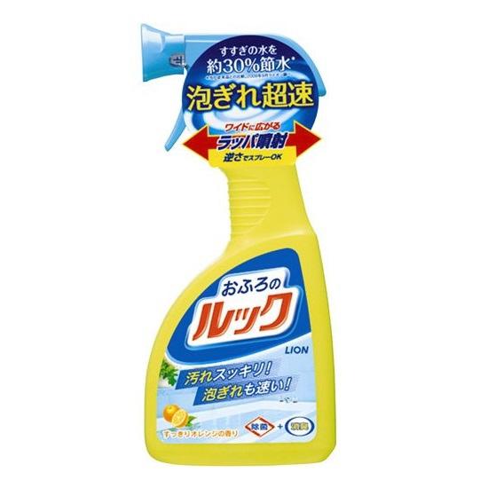 お風呂掃除用洗剤のおすすめ9選!こすらず落ちるタイプも
