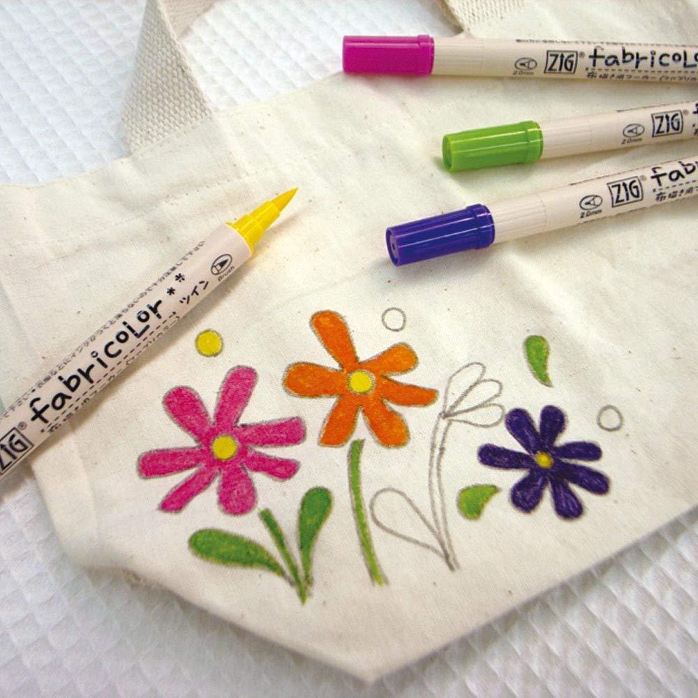 布用ペンのおすすめ7選!ボールペンタイプや筆ペンタイプも