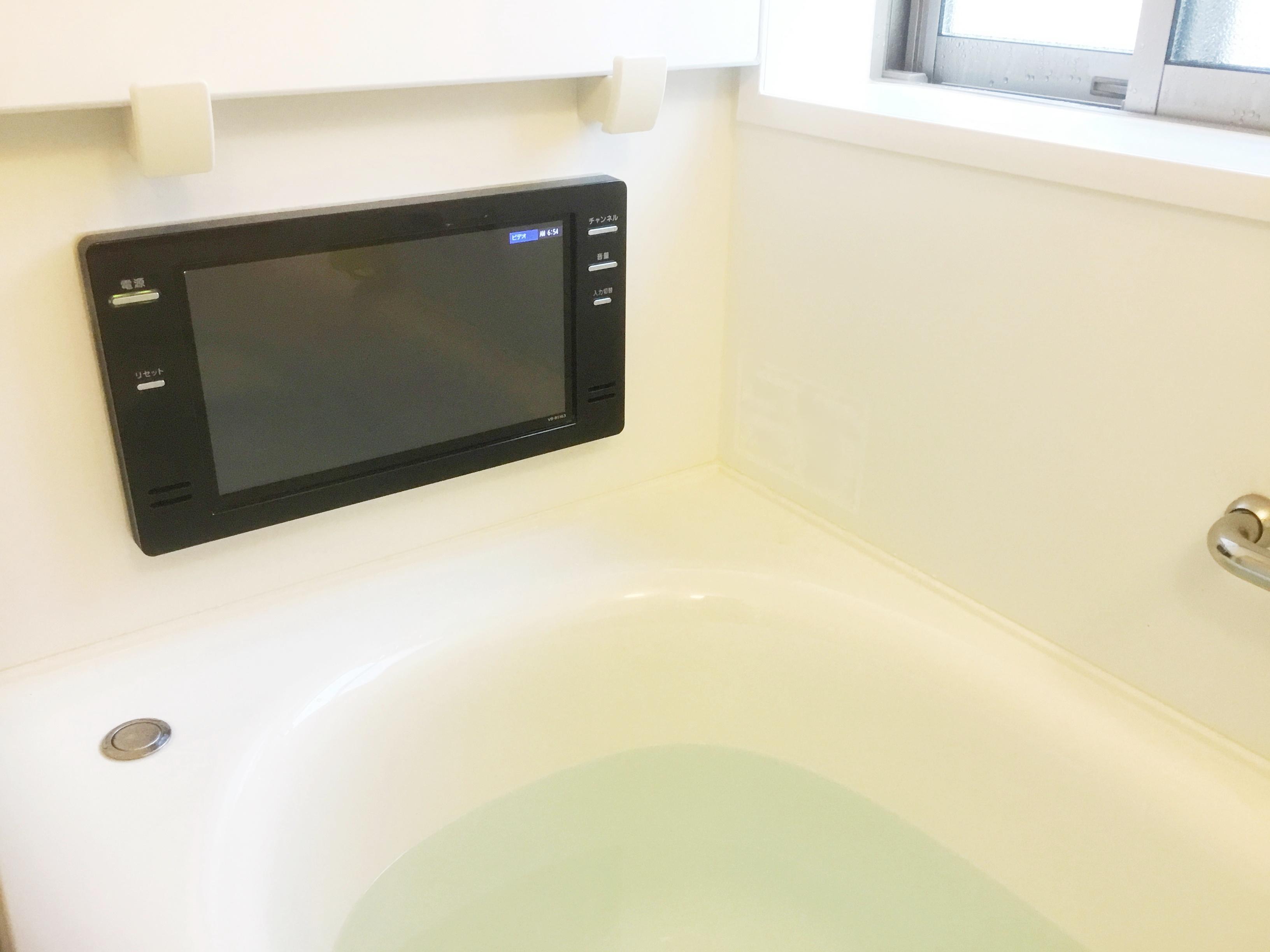 防水お風呂テレビのおすすめ7選!壁掛けタイプも【2020年版】