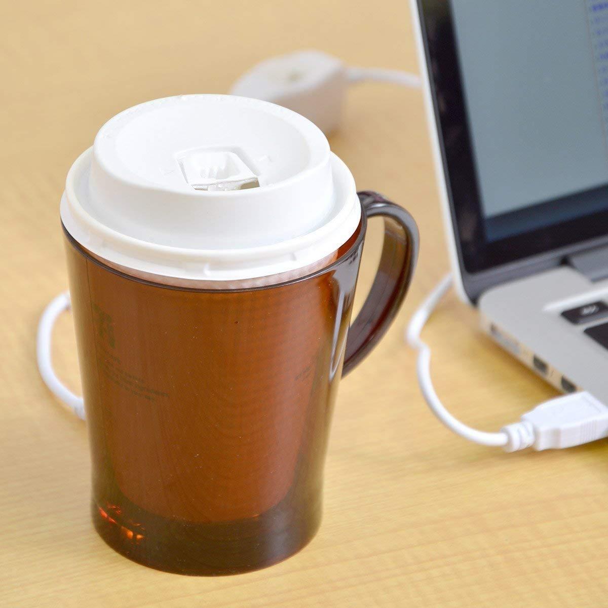 USB保冷器・保温器のおすすめ9選!コースター型や冷蔵庫型も