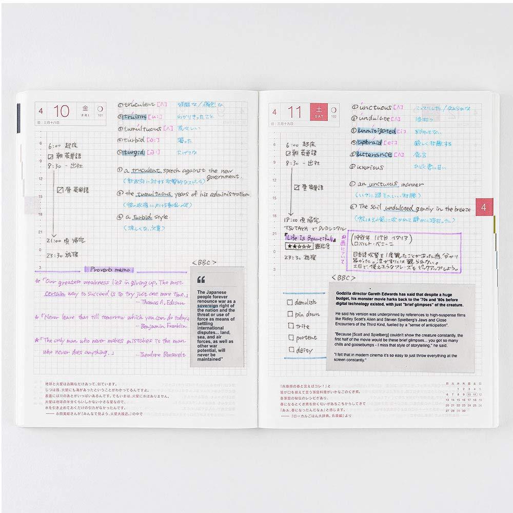 大学生向け手帳のおすすめ10選!学習計画や就活に【2020年版】