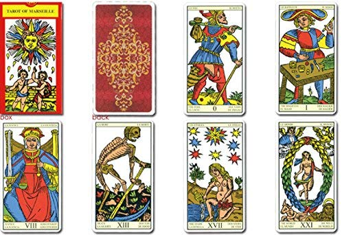 タロット カード デザイン