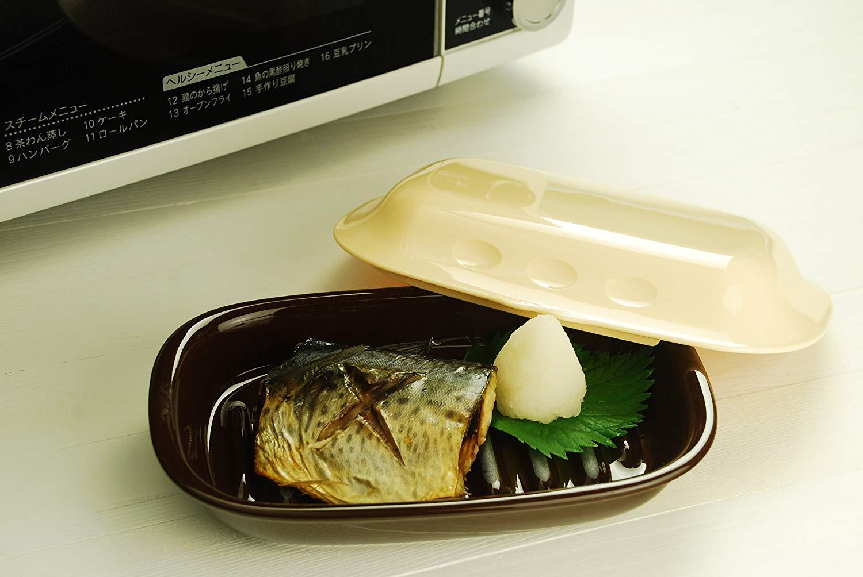 電子レンジ魚調理器のおすすめ11選!シリコンスチーマータイプも