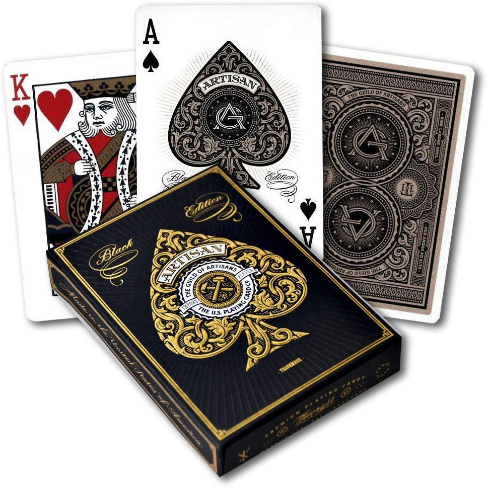 トランプのおすすめ12選!ポーカー用やマジック用も