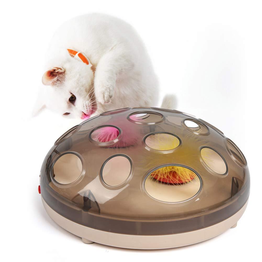 猫用おもちゃのおすすめ10選!ボールや電動タイプも