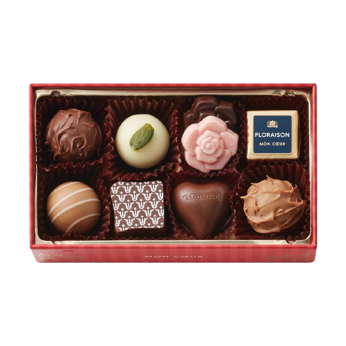モロゾフ バレンタイン チョコレート