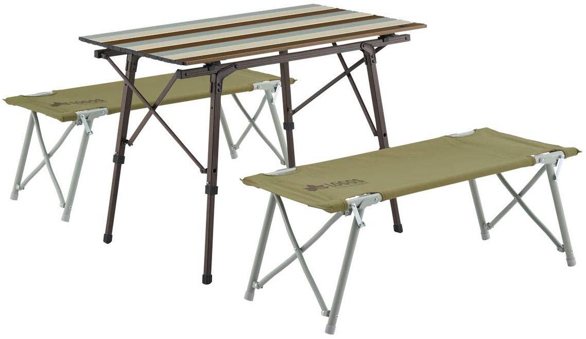 アウトドア向けのテーブルセットおすすめ9選!パラソル付きも