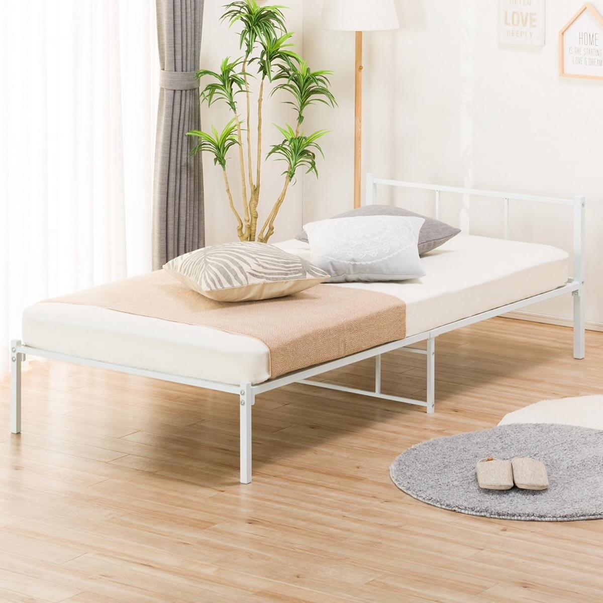 一人暮らし向けのベッドおすすめ19選!ロフトベッドも