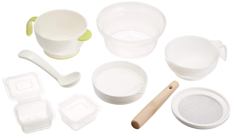 離乳食用の調理セットおすすめ9選!陶器製も