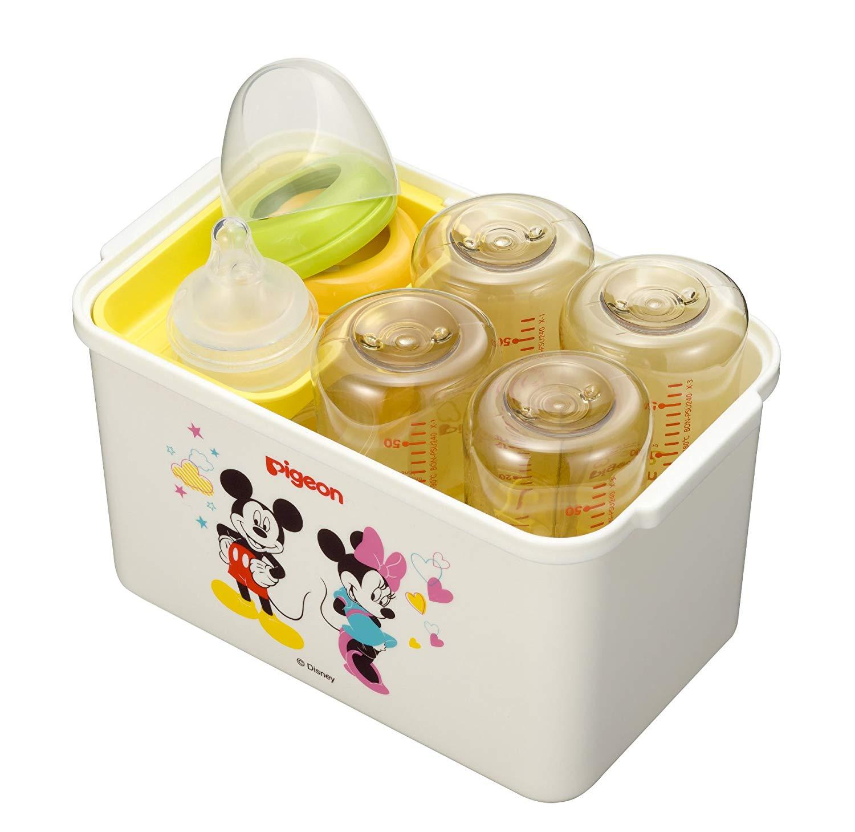 哺乳瓶保管ケースのおすすめ8選!水切りタイプも