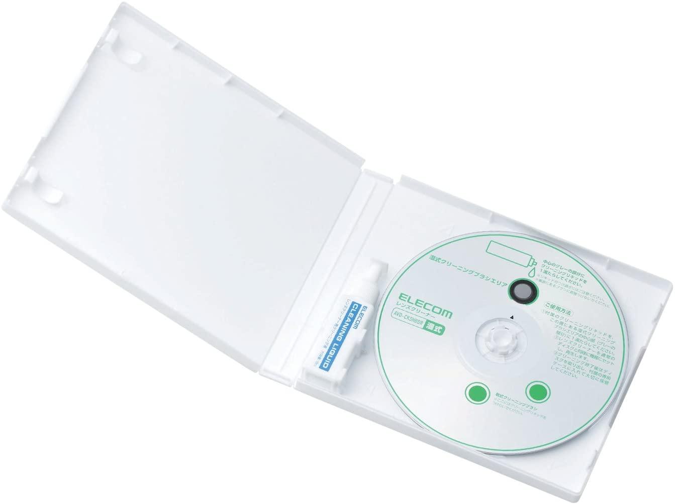 ブルーレイ・CD・DVD向けのレンズクリーナーおすすめ7選