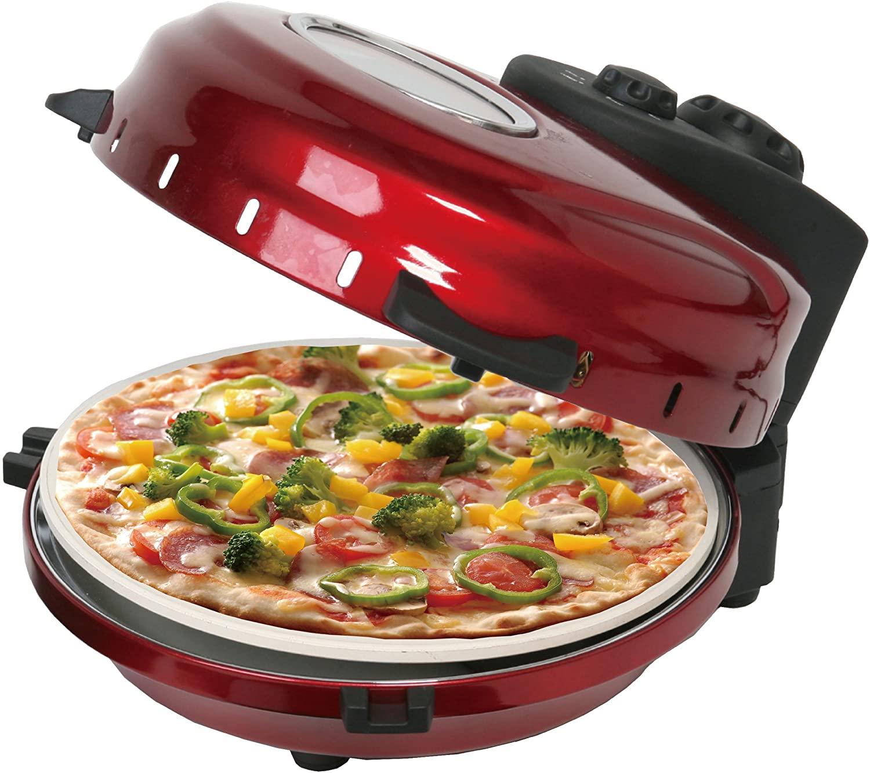ピザ焼き器のおすすめ8選!ホットプレートタイプも