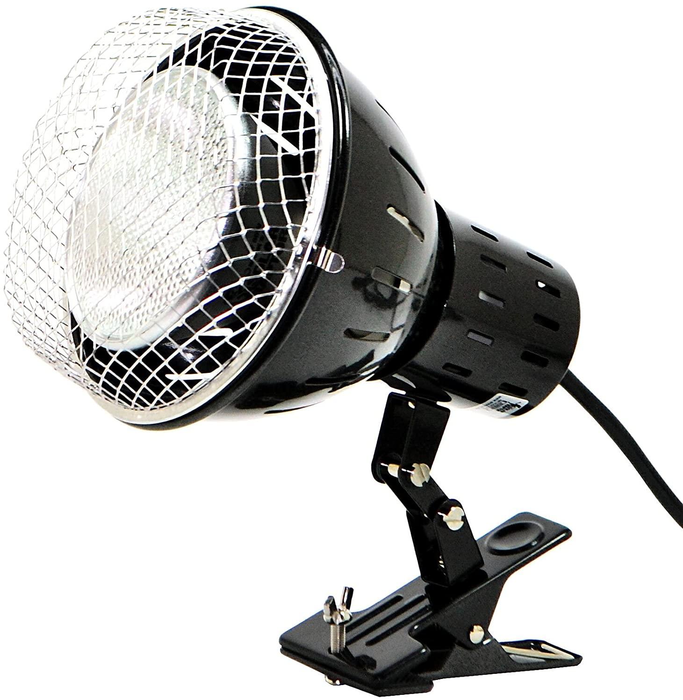 爬虫類用のライトおすすめ9選!紫外線やバスキングも