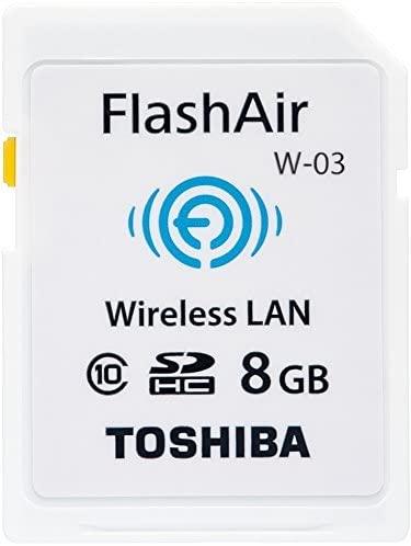 Wi-Fi付きのSDカードおすすめ5選!自動転送機能付きも
