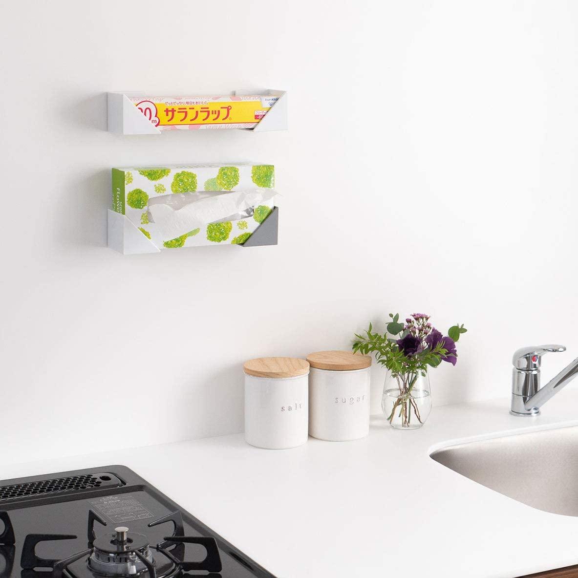 ラップホルダーのおすすめ11選!冷蔵庫に貼れるマグネット式も