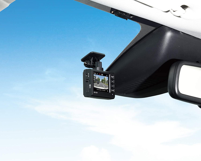 ドライブレコーダーのおすすめ13選!2カメラタイプも【2020年版】