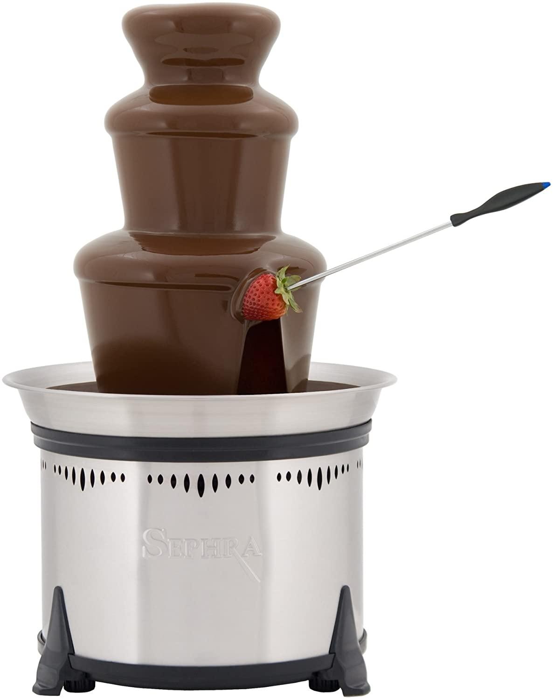 家庭用のチョコレートファウンテンおすすめ7選!保温機能付きも