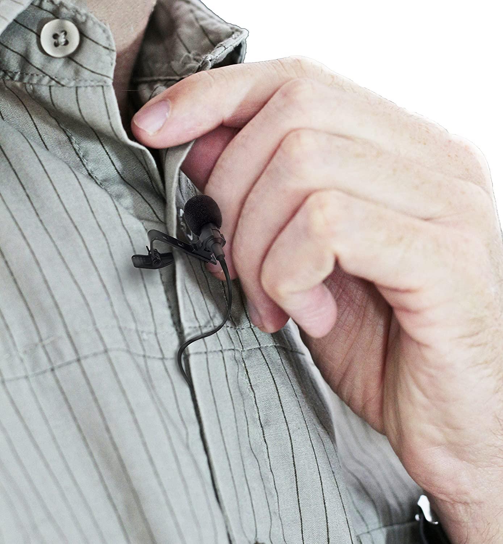 ピンマイクのおすすめ11選!ワイヤレスタイプやクリップ付きも