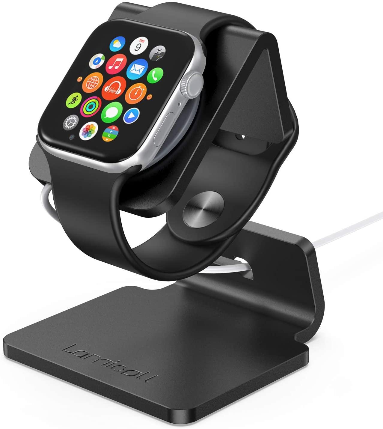 Apple Watchの充電スタンドおすすめ10選!ワイヤレスも