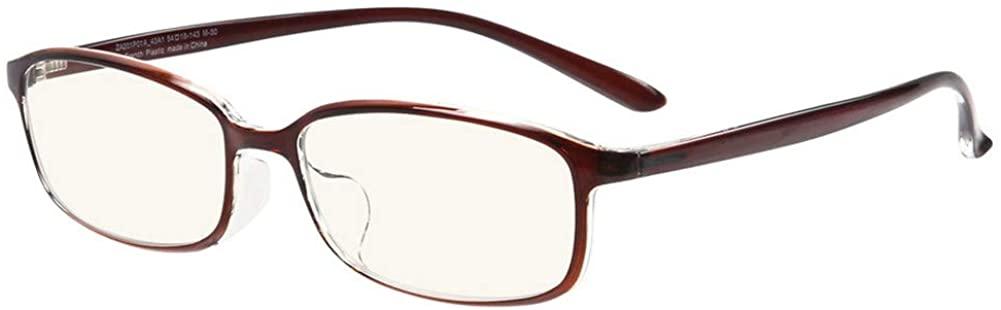 ブルーライトカットメガネのおすすめ11選!クリアレンズも