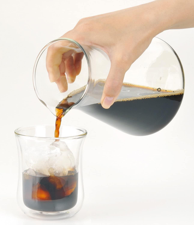 アイスコーヒーメーカーのおすすめ11選!水出し式も