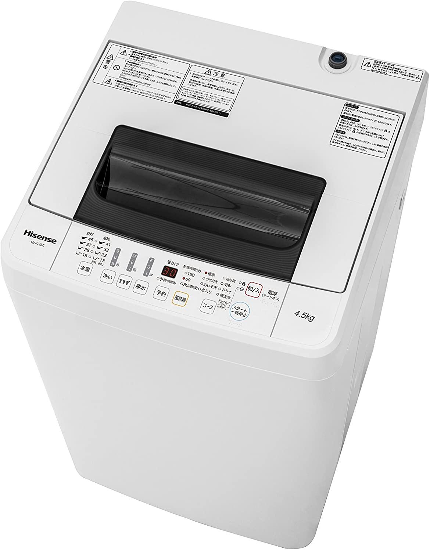 一人暮らし向けの洗濯機おすすめ10選!ドラム式も【2020年版】