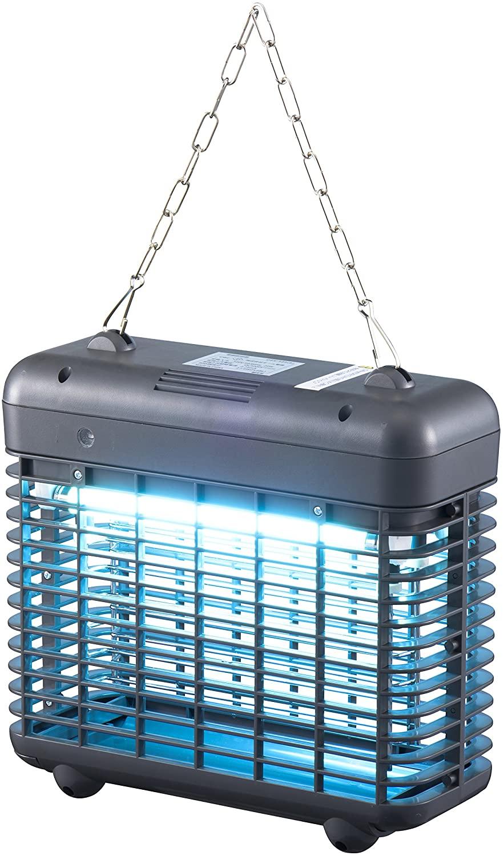 電撃殺虫器のおすすめ12選!屋内で使えるタイプも【2021年版】