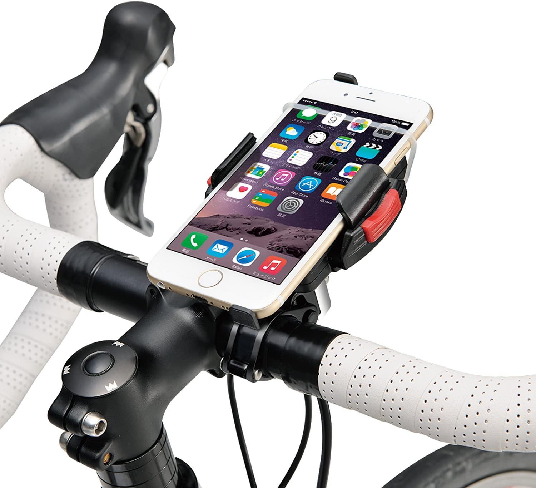 自転車用のスマホホルダーおすすめ8選!防水タイプも