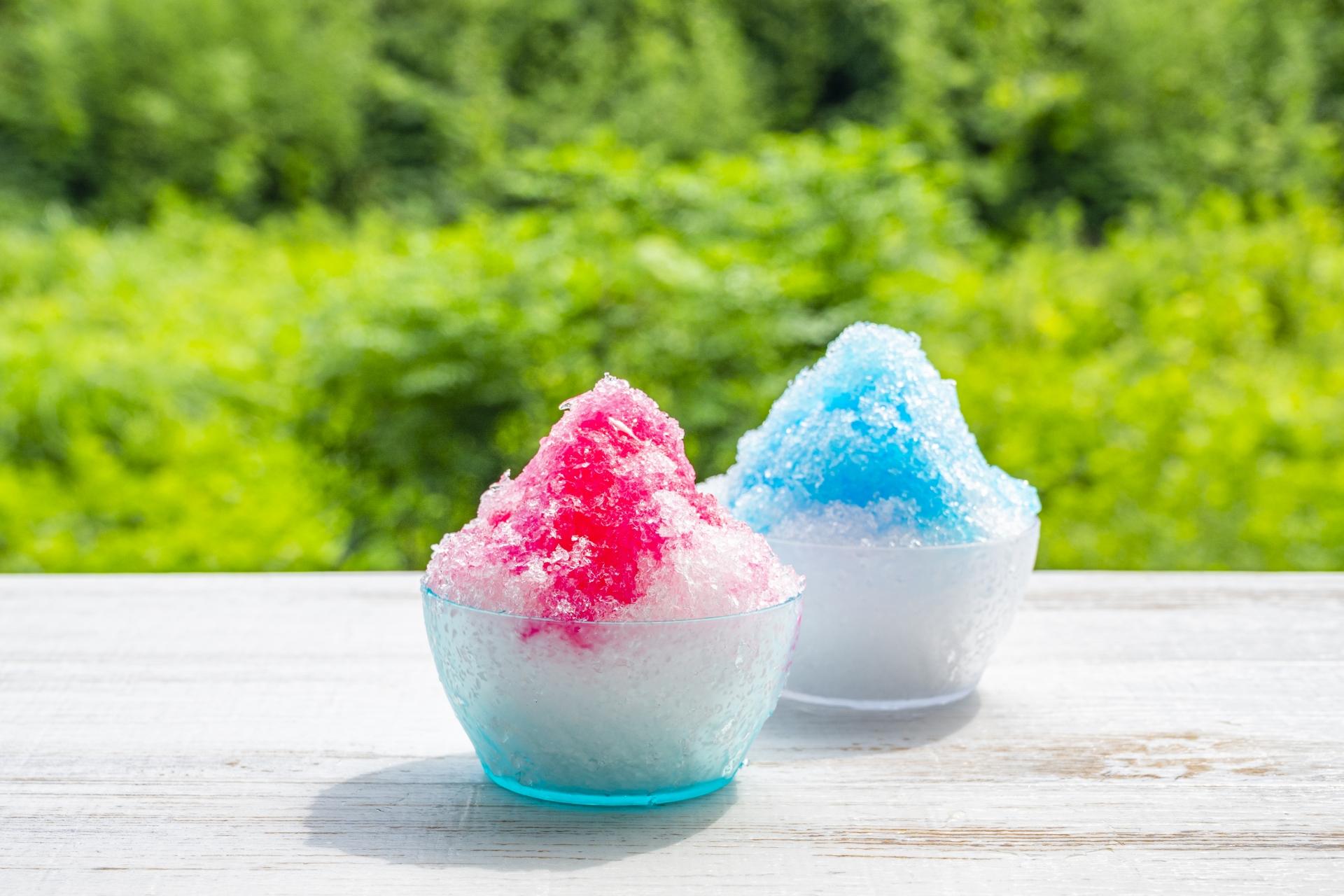 かき氷シロップのおすすめ12選!果汁を使ったタイプも