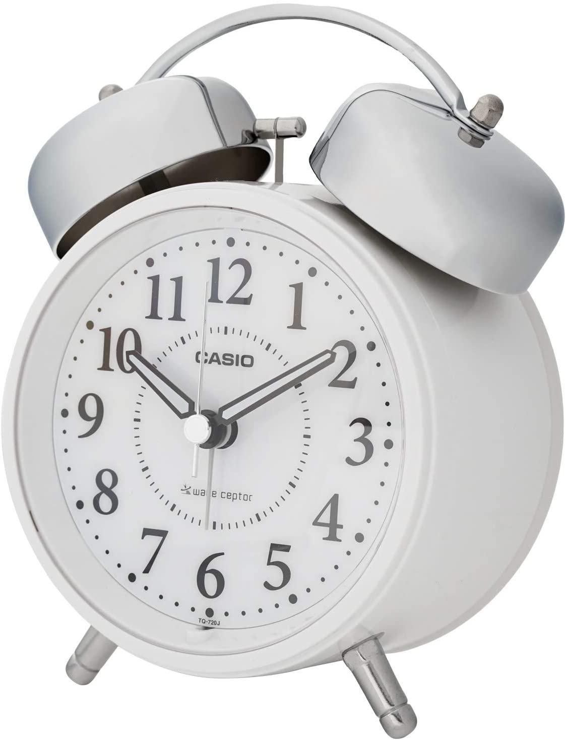 目覚まし時計のおすすめ11選!自然に起きられる光タイプも