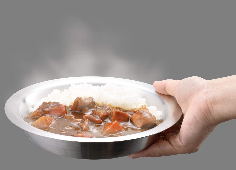 カレー皿のおすすめ12選!丈夫なステンレス製も
