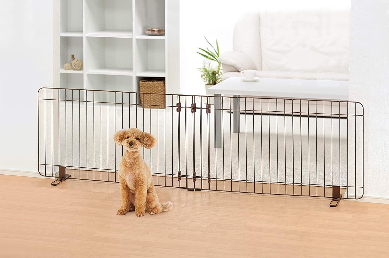 犬用のゲートおすすめ8選!扉付きやスライド式も