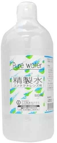 精製水のおすすめ9選!スチーマーに使える化粧用も