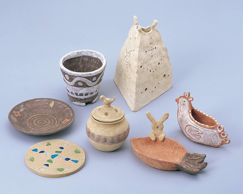 自宅用の陶芸キットおすすめ6選!絵付けできるタイプやろくろ付きも