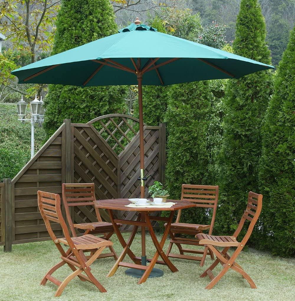 ガーデンパラソルのおすすめ11選!大型や吊り下げ式も