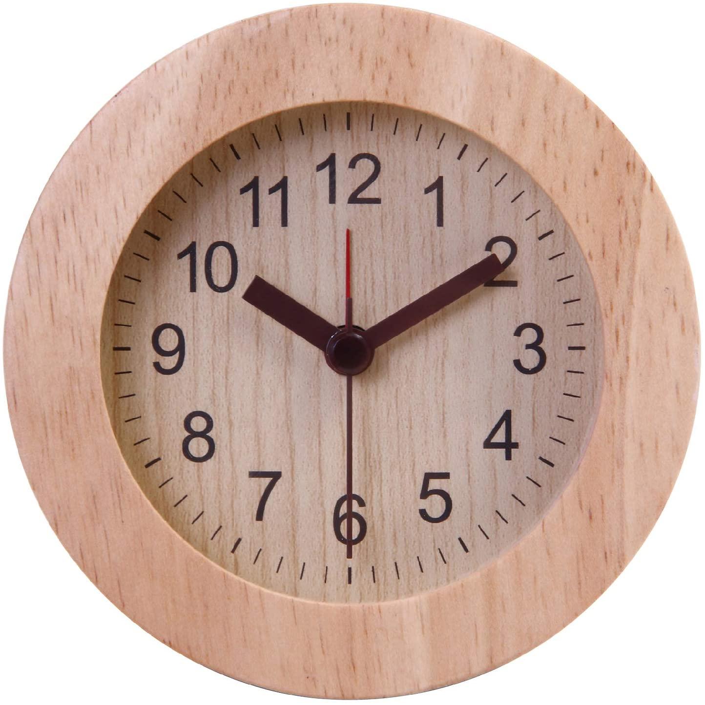 木製置き時計のおすすめ20選!電波時計も