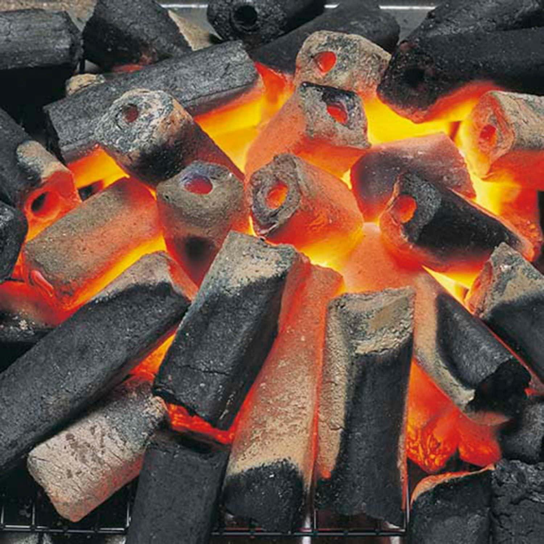 バーベキュー用の炭おすすめ12選!着火しやすい成型炭も