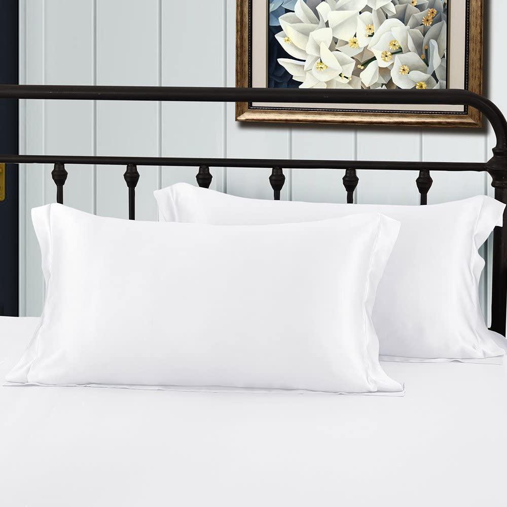シルク製の枕カバーおすすめ7選!ファスナー式や封筒式も