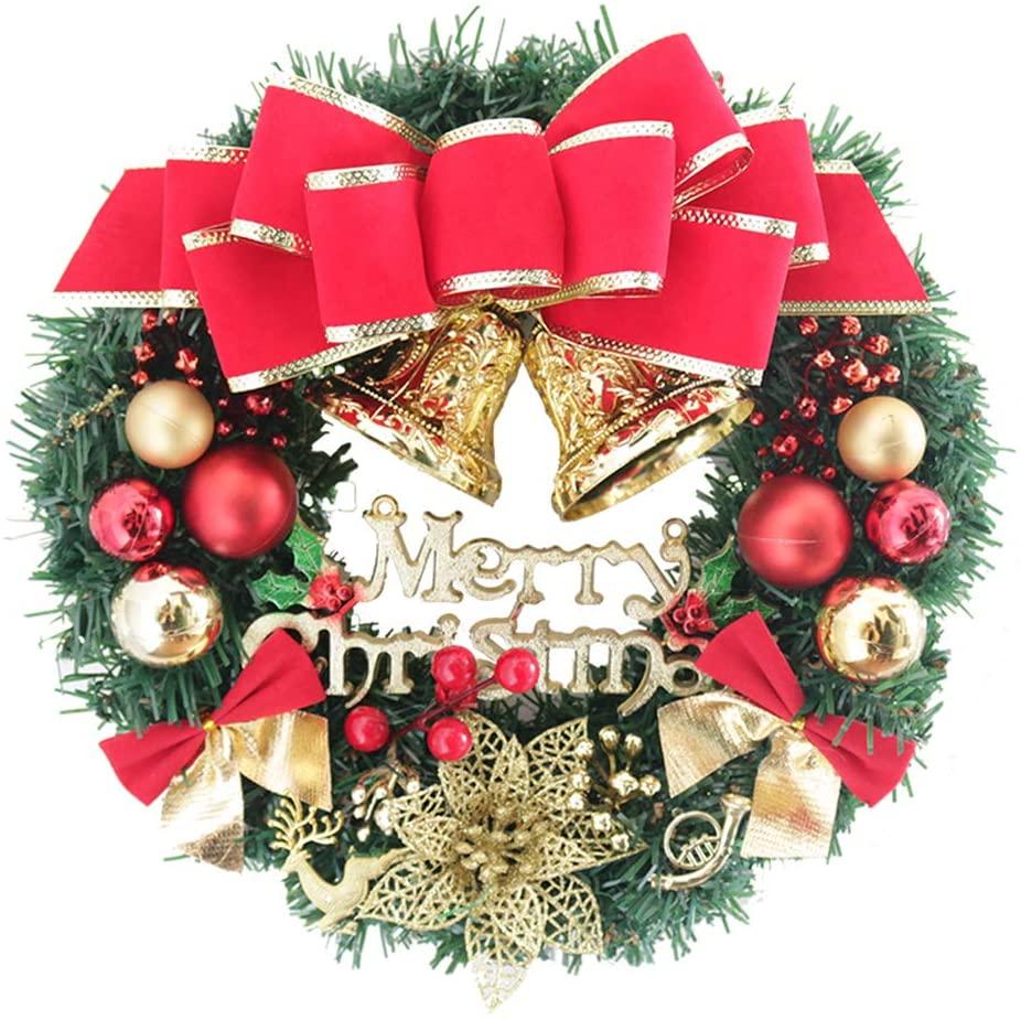 クリスマスリースのおすすめ12選!造花タイプやスワッグも