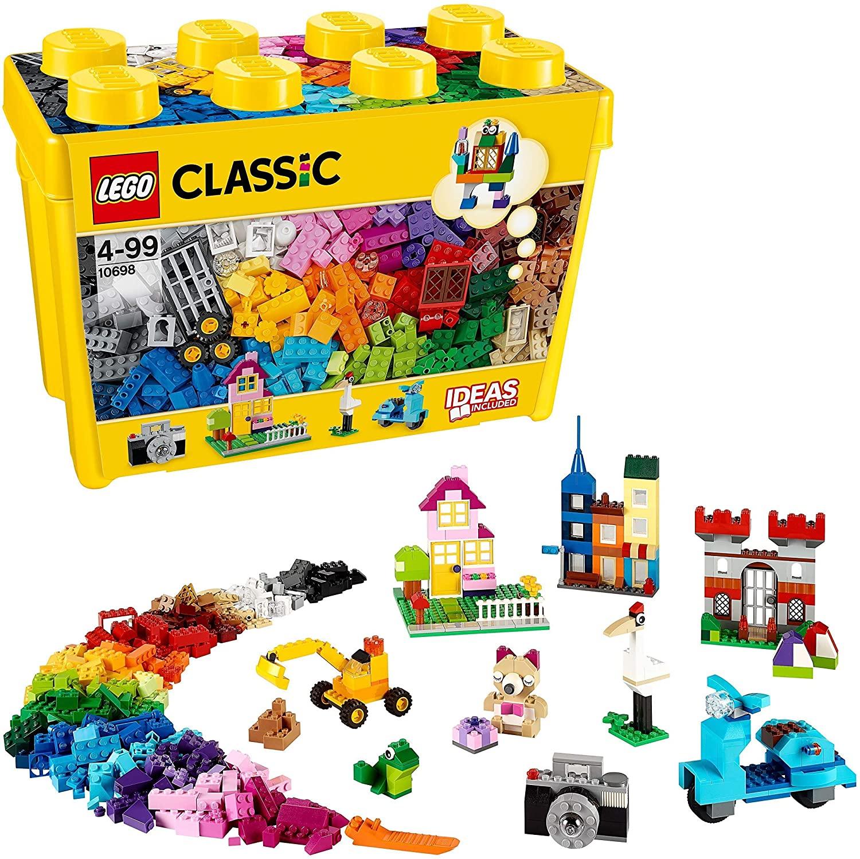 レゴブロックのおすすめ36選!モーター付きも【2021年版】
