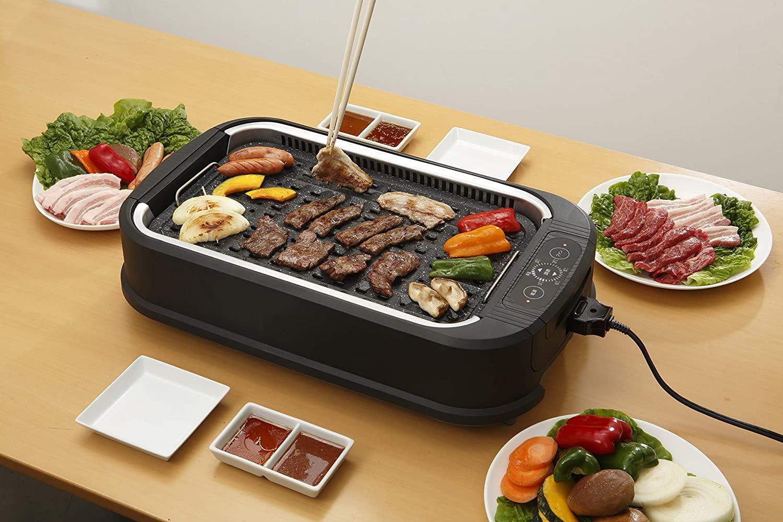 おうち焼き肉をしながらオリンピック観戦を楽しもう!