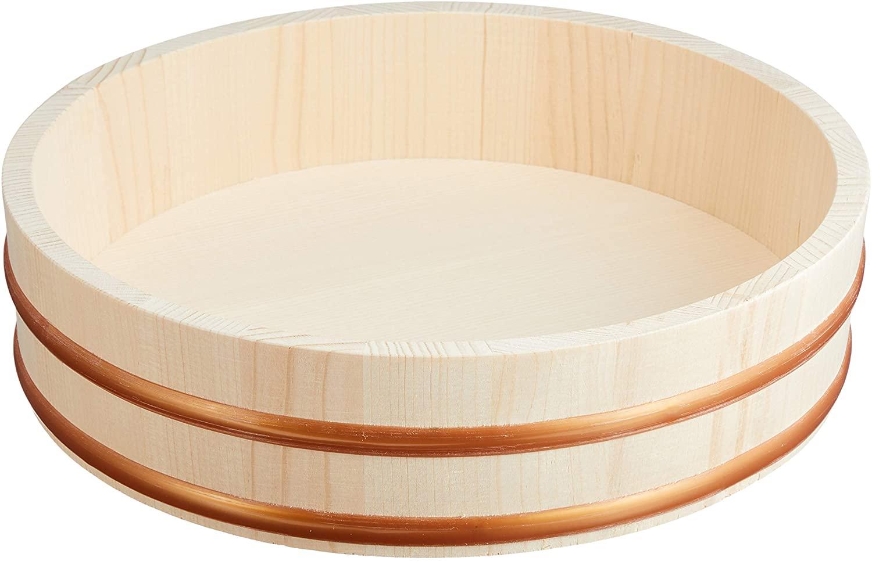 寿司桶のおすすめ9選!洗いやすいプラスチック製も