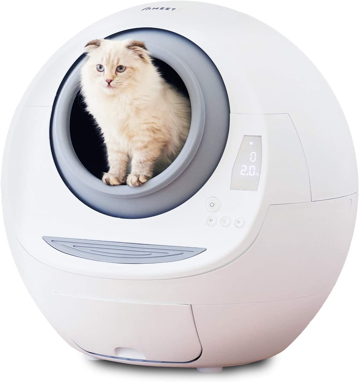 【2021年版】猫用システムトイレのおすすめ14選!自動タイプも