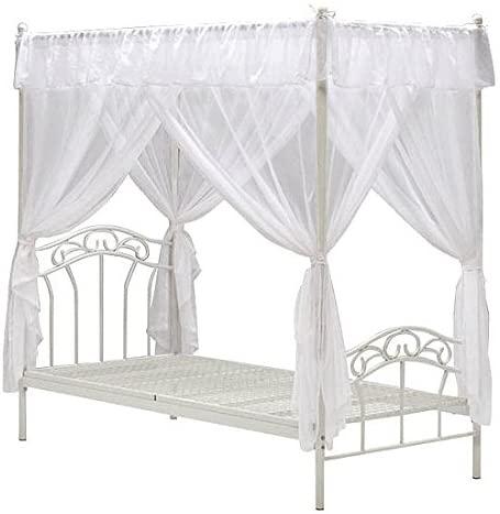 天蓋ベッドのおすすめ9選!カーテンタイプやダブルサイズも