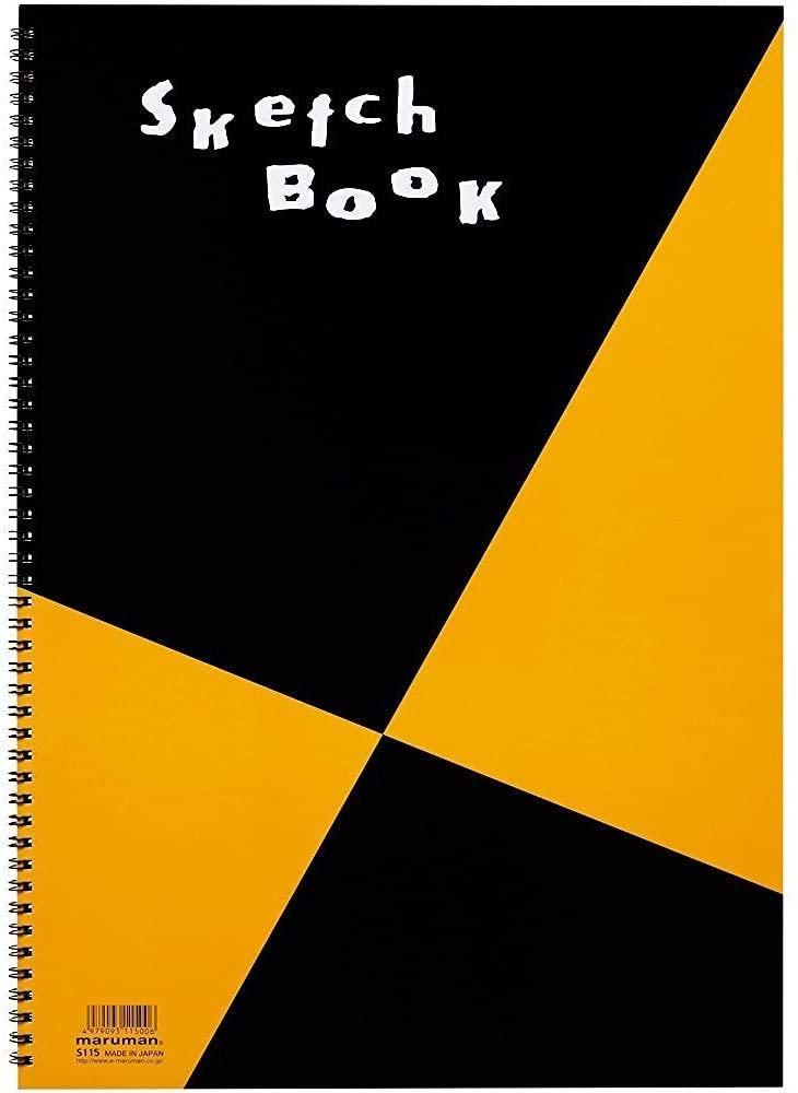 スケッチブックのおすすめ23選!水彩紙やケント紙も