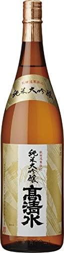 秋田の日本酒おすすめ15選!甘口や辛口も