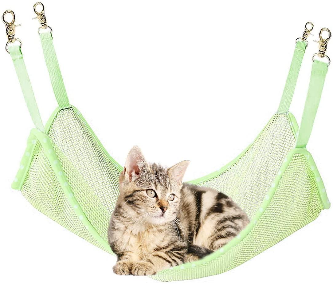 猫ハンモックのおすすめ15選!窓やケージ・椅子の下につけるタイプも