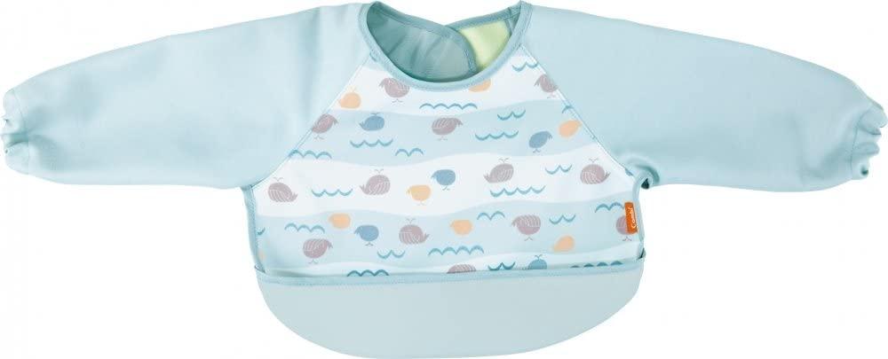 赤ちゃん用のお食事エプロンおすすめ17選!長袖タイプやシリコン製も